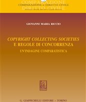 Riccio Copyright Collecting Societies