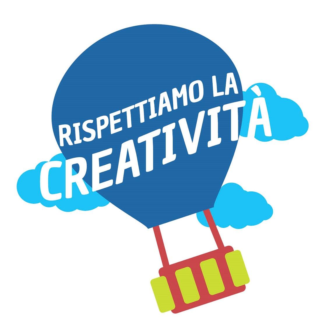 Rispettiamo la creatività