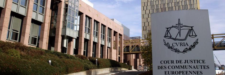 Corte di Giustizia Europea