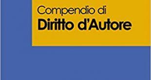 Compendio Diritto d' Autore - Colantonio