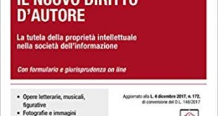 Gaudenzi Il nuovo diritto d'autore. La tutela della proprietà intellettuale nella società dell'informazione