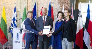 Deposit of Instrument of Ratificatio of the European Union