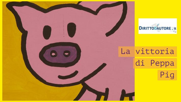 Tutela del marchio Peppa Pig